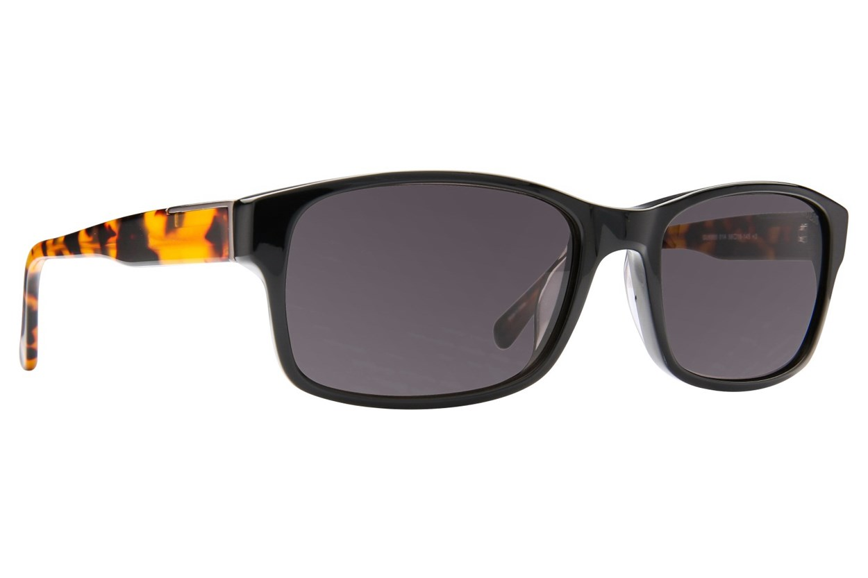 GUESS GU 6865 Black Sunglasses