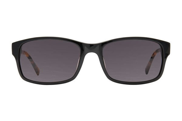 GUESS GU 6865 Sunglasses - Black