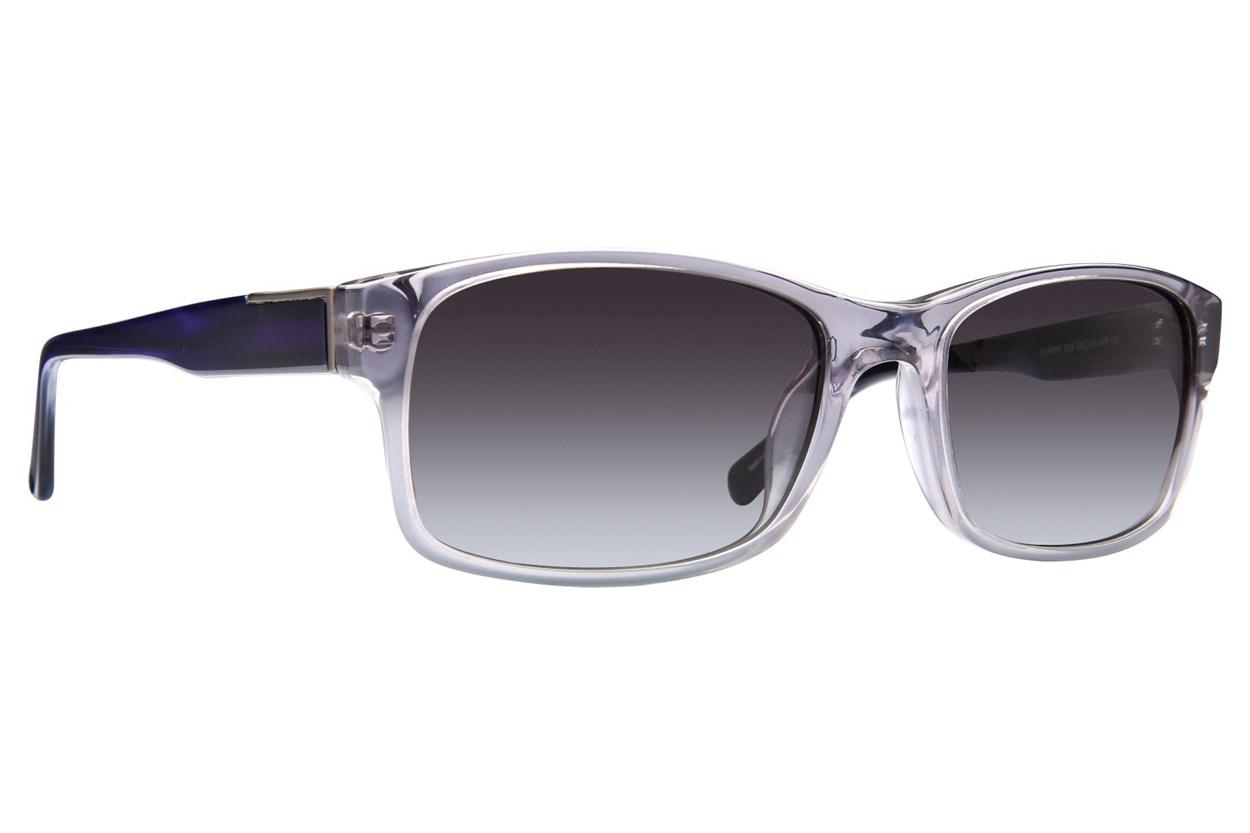 GUESS GU 6865 Gray Sunglasses