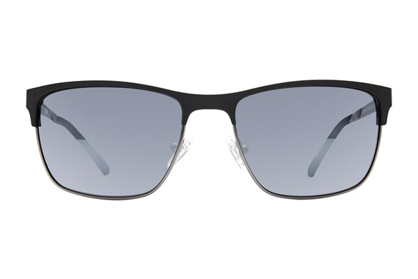 GUESS GU 6878 Sunglasses - Black