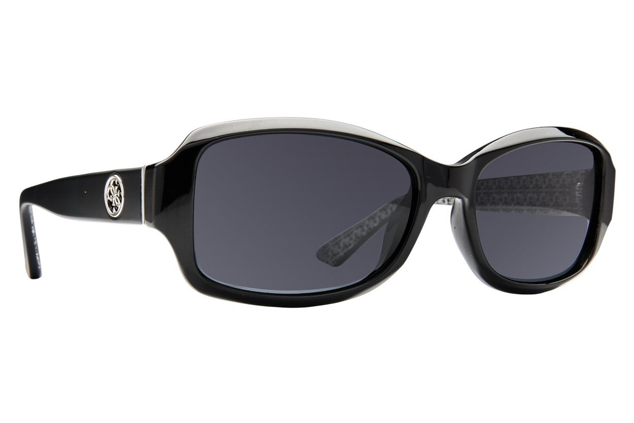 GUESS GU 7410 Black Sunglasses