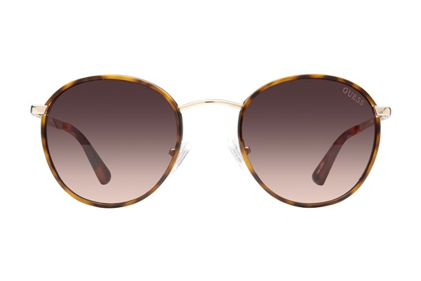 GUESS GU 7415 Sunglasses - Gold
