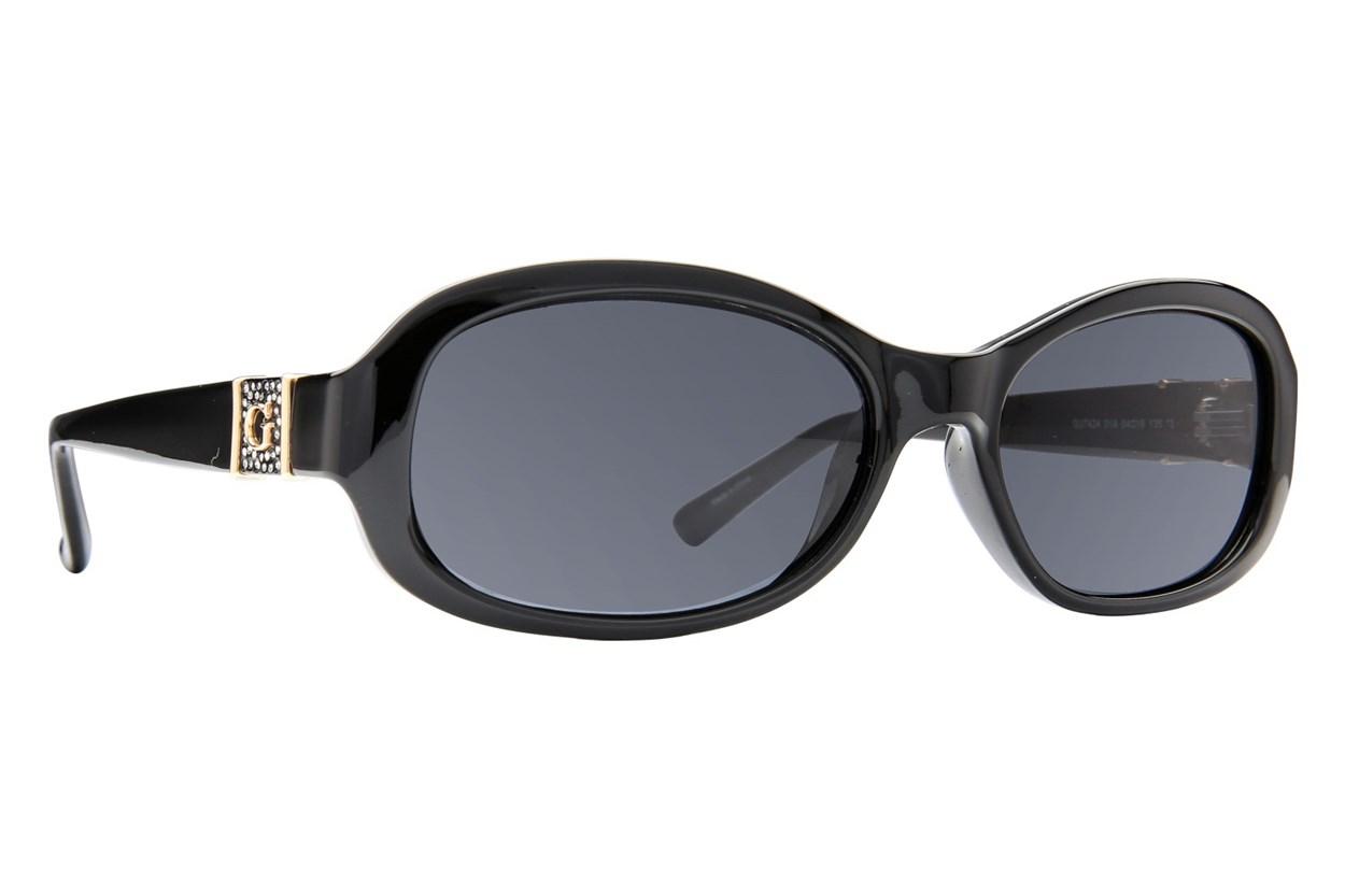 GUESS GU 7424 Black Sunglasses