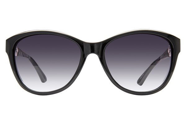 GUESS GU 7451 Sunglasses - Black
