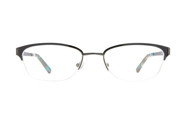 Flextra 2101 Eyeglasses - Black