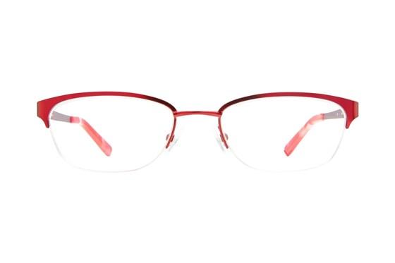 Flextra 2101 Red Eyeglasses