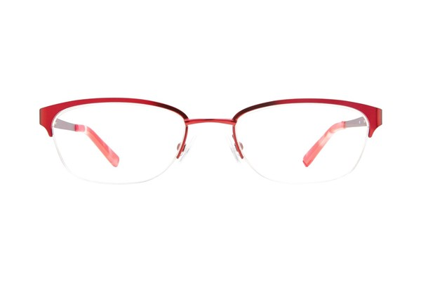 Flextra 2101 Eyeglasses - Red
