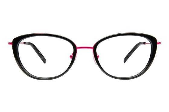 TC Charton Ayumi Black Eyeglasses