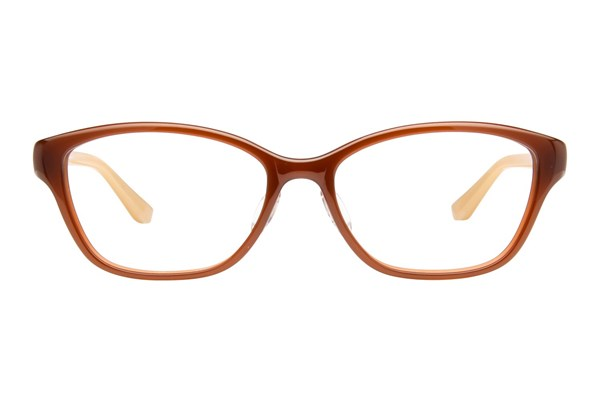 TC Charton Elaine Eyeglasses - Brown