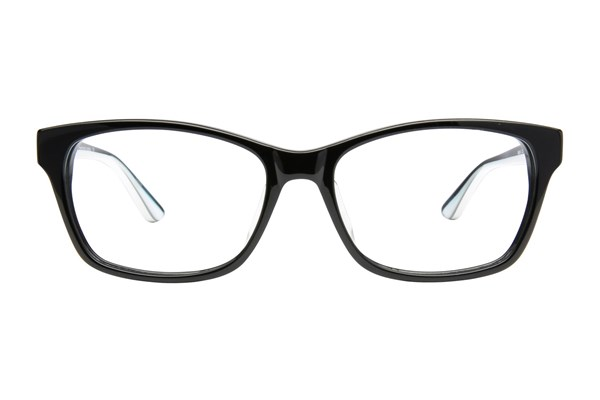 TC Charton Malia Black Eyeglasses