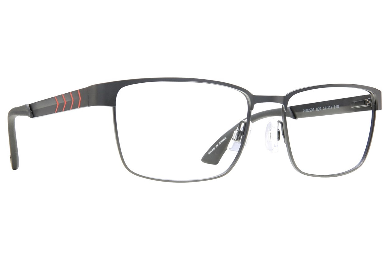 Puma PU0050O Black Eyeglasses