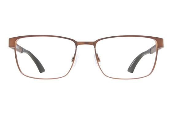 Puma PU0050O Brown Eyeglasses