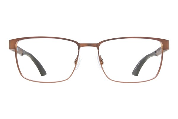 Puma PU0050O Brown Eyeglasses