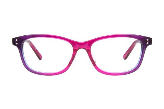 TC Charton Bella Purple Eyeglasses