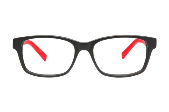 TC Charton Daniel Black Eyeglasses