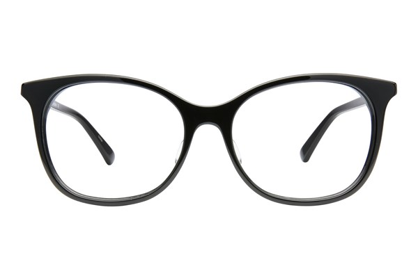 TC Charton Linda Black Eyeglasses