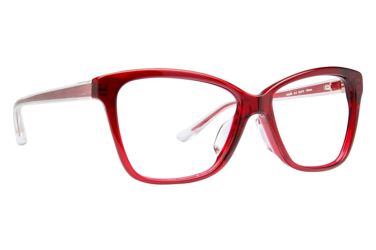 TC Charton Naomi Red Eyeglasses
