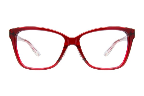 TC Charton Naomi Red Eyeglasses