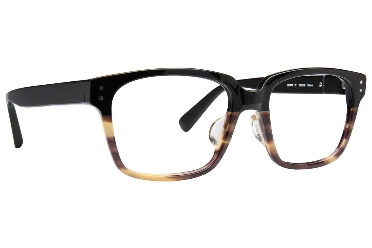TC Charton Scott Brown Eyeglasses