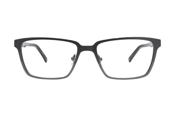 TC Charton Simon Black Eyeglasses