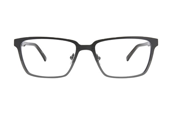 TC Charton Simon Black Eyeglasses