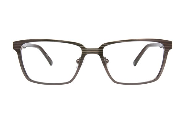 TC Charton Simon Eyeglasses - Brown