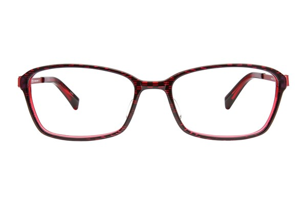 TC Charton Wallis Black Eyeglasses