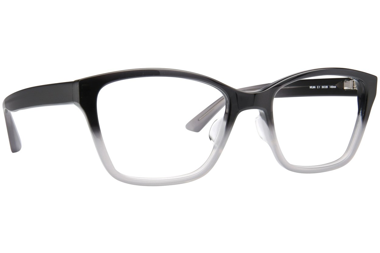 TC Charton Wilma Eyeglasses - Black