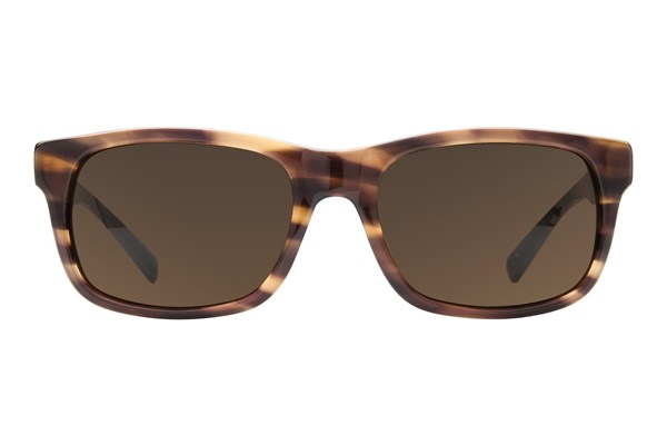 GUESS GU 6809 Sunglasses - Brown