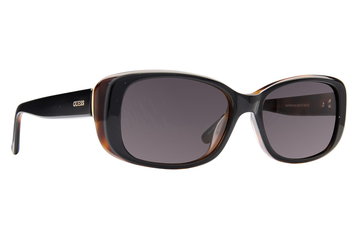 GUESS GU 7408 Black Sunglasses