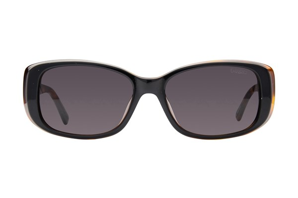 GUESS GU 7408 Sunglasses - Black