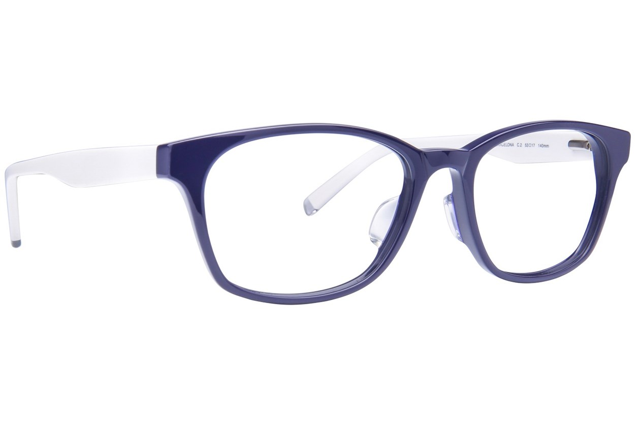 TC-Fit Barcelona Blue Eyeglasses