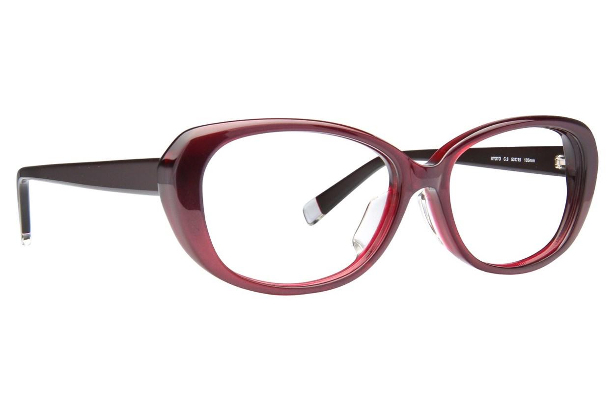 TC-Fit Kyoto Purple Eyeglasses