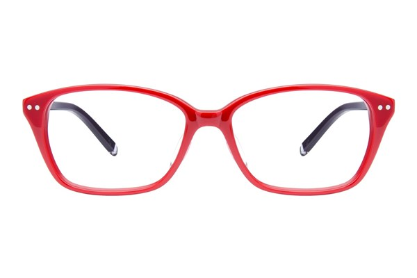 TC-Fit Sevilla Red Eyeglasses