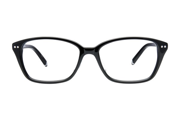 TC-Fit Sevilla Black Eyeglasses