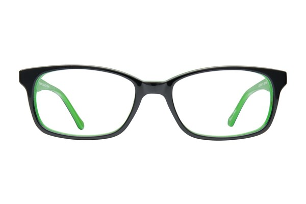 Cantera Anthony Black Eyeglasses