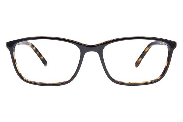 Via Spiga Evangelina Black Eyeglasses