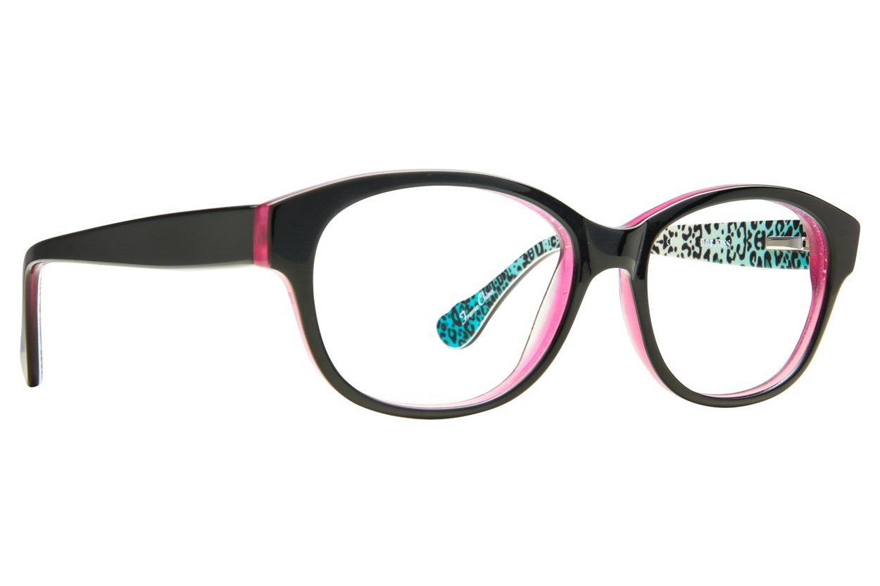 Hot Kiss HK14 Black Eyeglasses