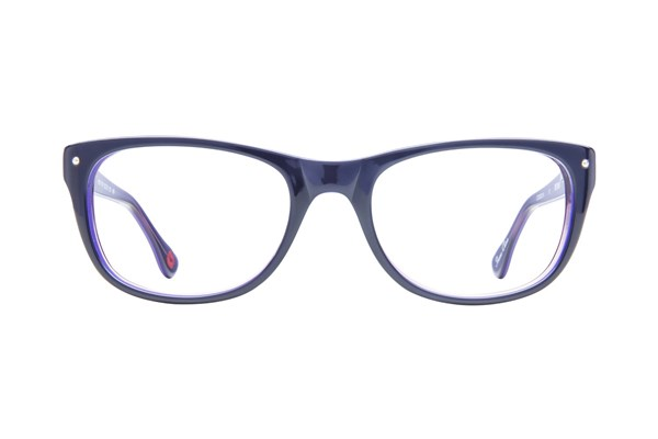 Hot Kiss HK33 Eyeglasses - Purple