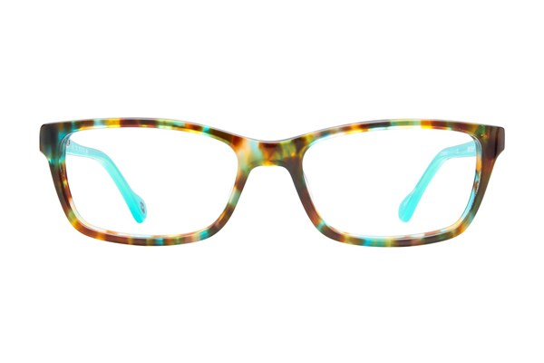 Hot Kiss HK51 Tortoise Eyeglasses