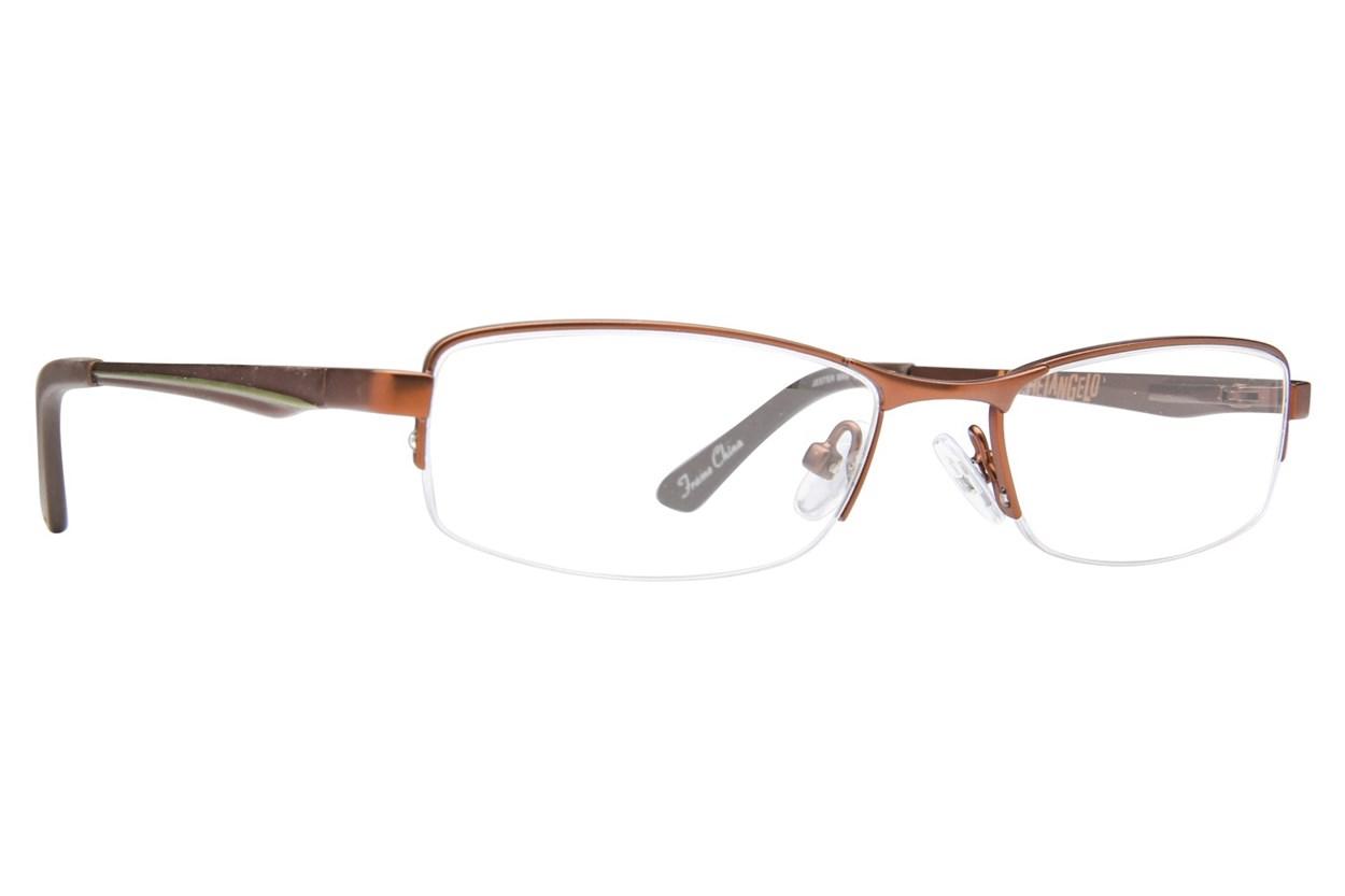 Nickelodeon Teenage Mutant Ninja Turtles Jester Brown Eyeglasses