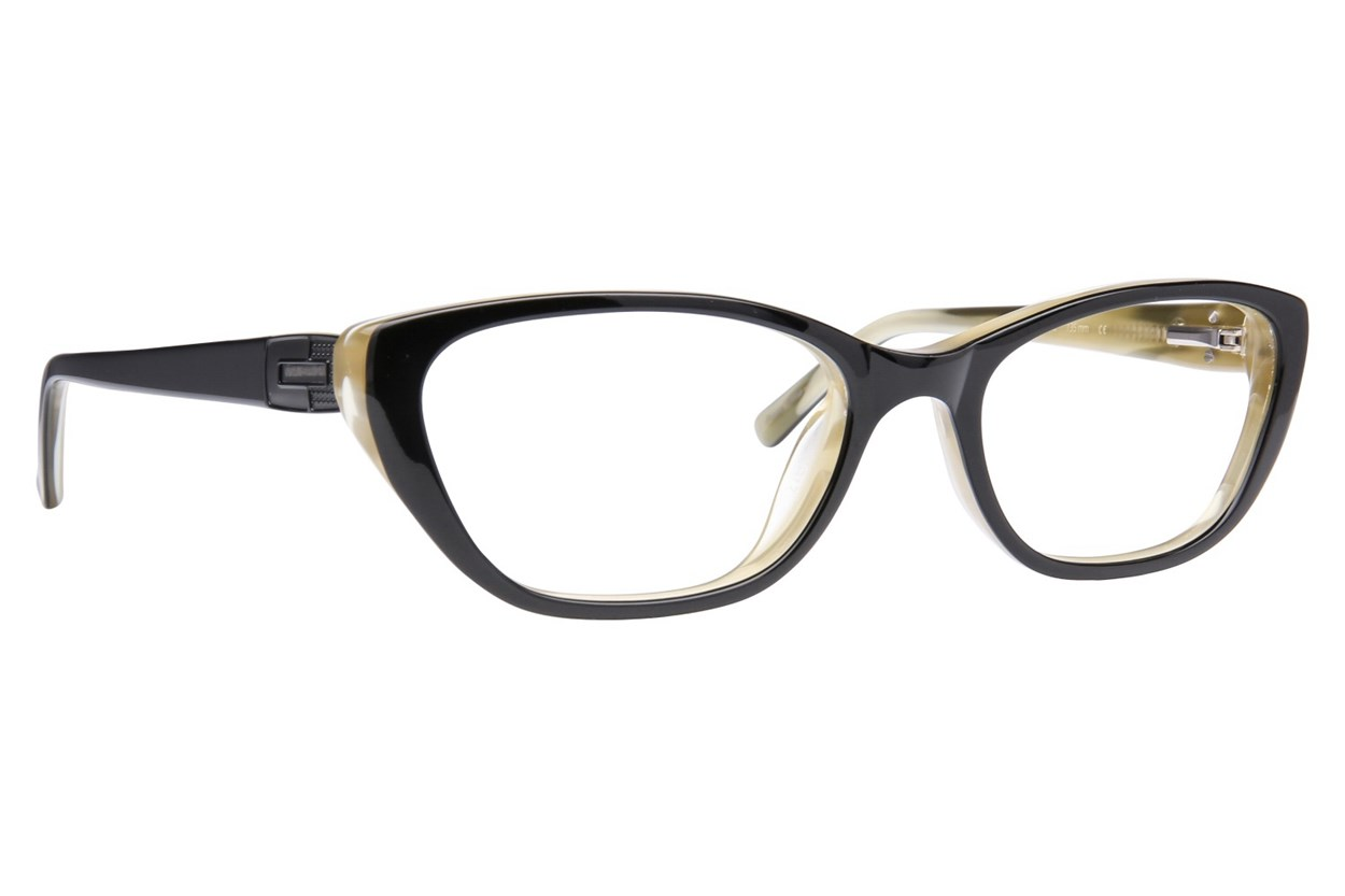 Via Spiga Noemi Eyeglasses - Black