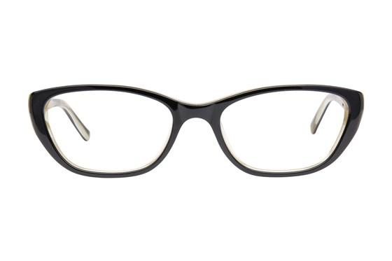 Via Spiga Noemi Black Eyeglasses