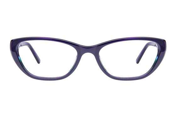Via Spiga Noemi Blue Eyeglasses