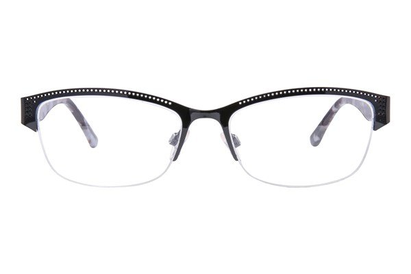 Via Spiga Porzia Eyeglasses - Black