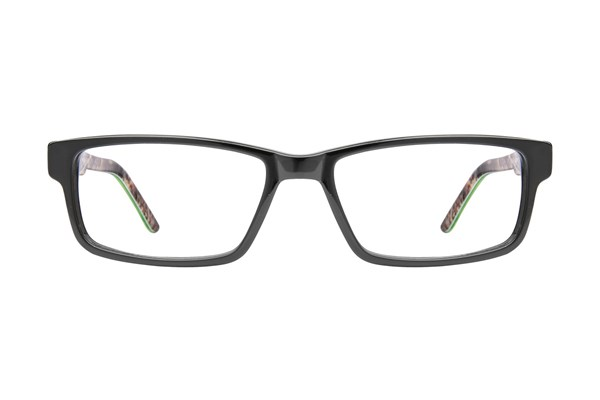 Realtree R497 Eyeglasses - Black