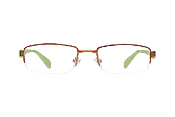Cantera Replay Brown Eyeglasses