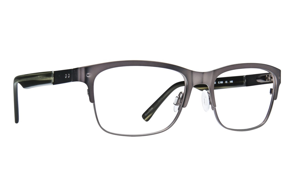 Randy Jackson RJ 1066 Gray Eyeglasses