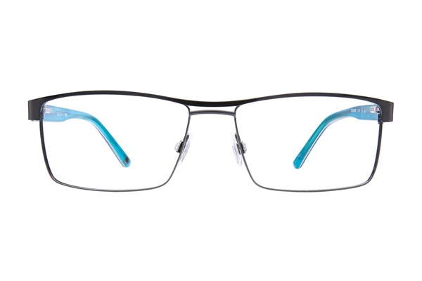 Randy Jackson RJ 1073 Eyeglasses - Black