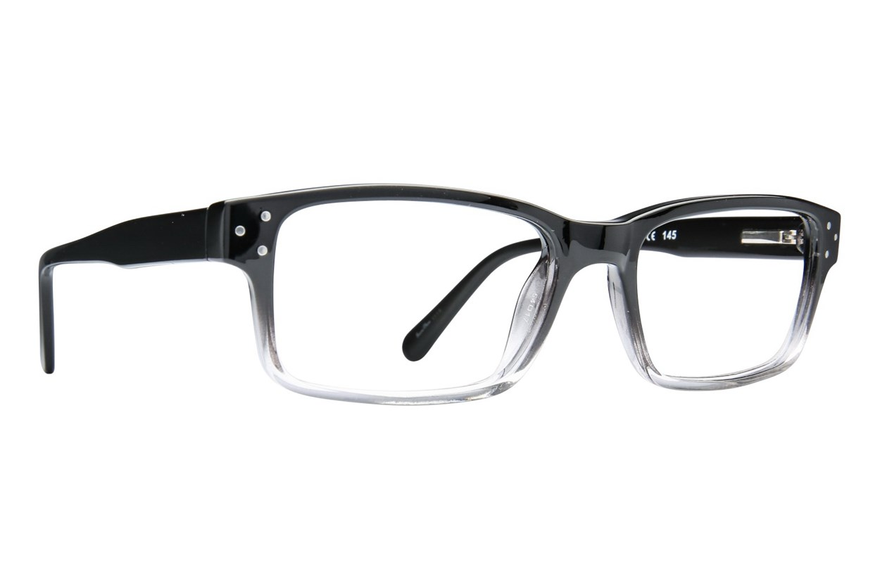 Randy Jackson RJ 3025 Black Eyeglasses